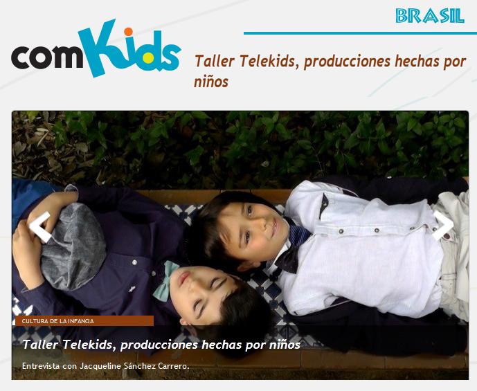 ComKids - Taller Telekids