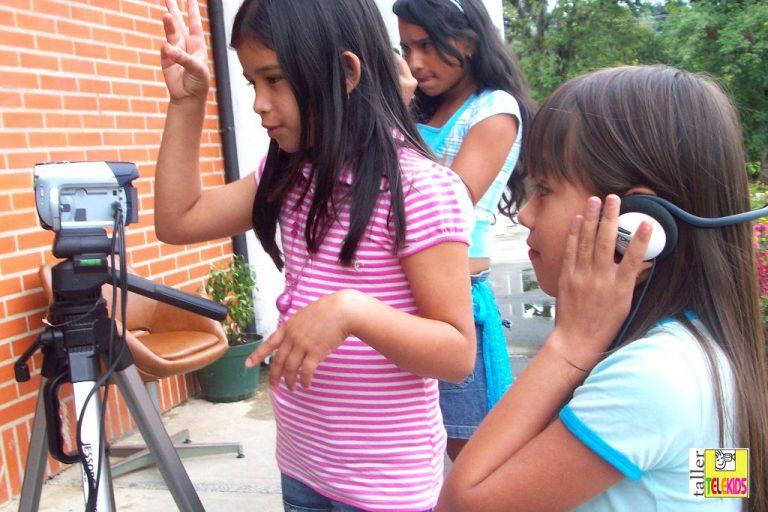 Taller Telekids Venezuela 4