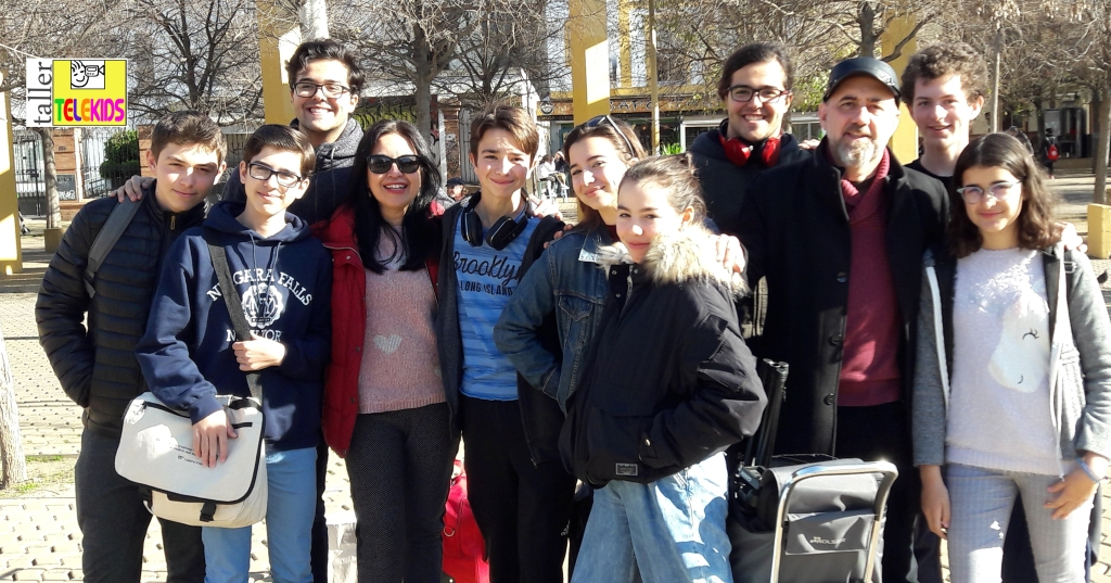 Orgullosos de nuestros jóvenes cineastas