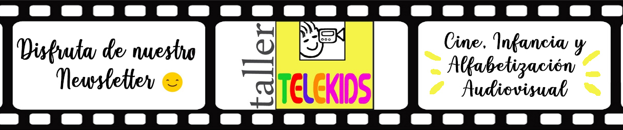 Portada Newsletter Taller Telekids