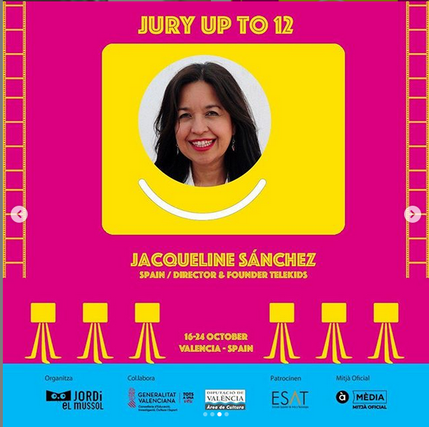 MICE Festival jurado 2020