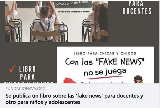 Libros sobre fake news
