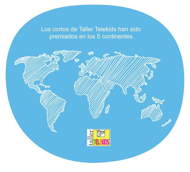 Taller Telekids premios internacionales