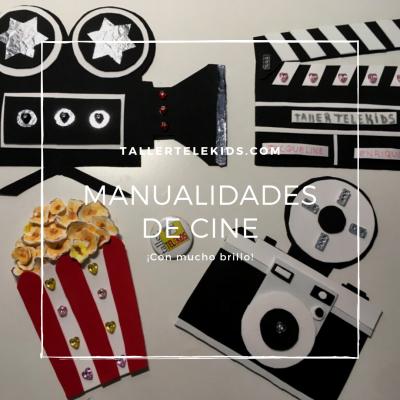 Manualidades de cine Taller Telekids